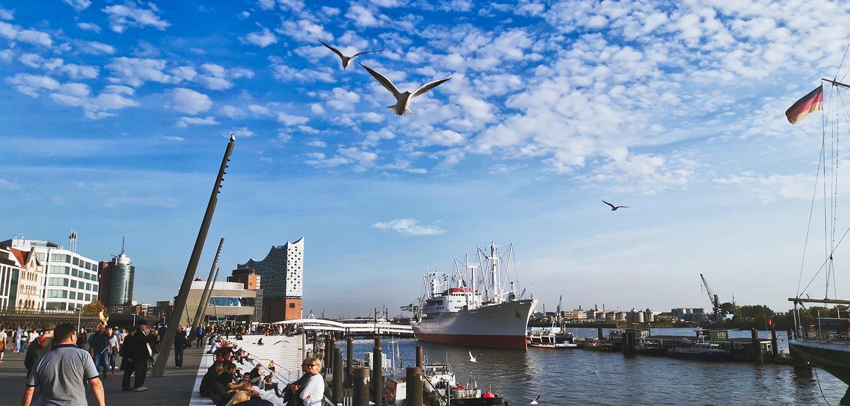 Sehenswürdigkeiten Hafen Hamburg