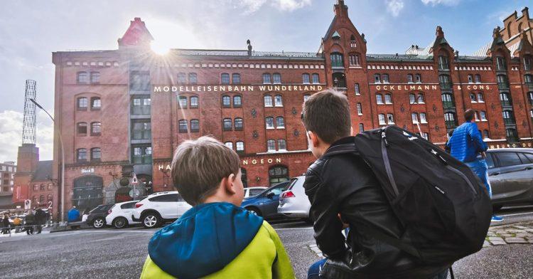 Sehenswürdigkeiten in Hamburg mit Kindern