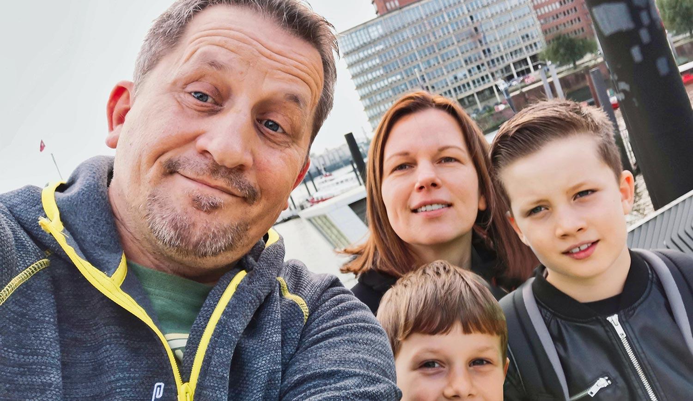 Mit der Familie Hamburg entdecken