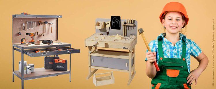 Vergleich Empfohlener Kinderwerkbank aus Holz für Kinder