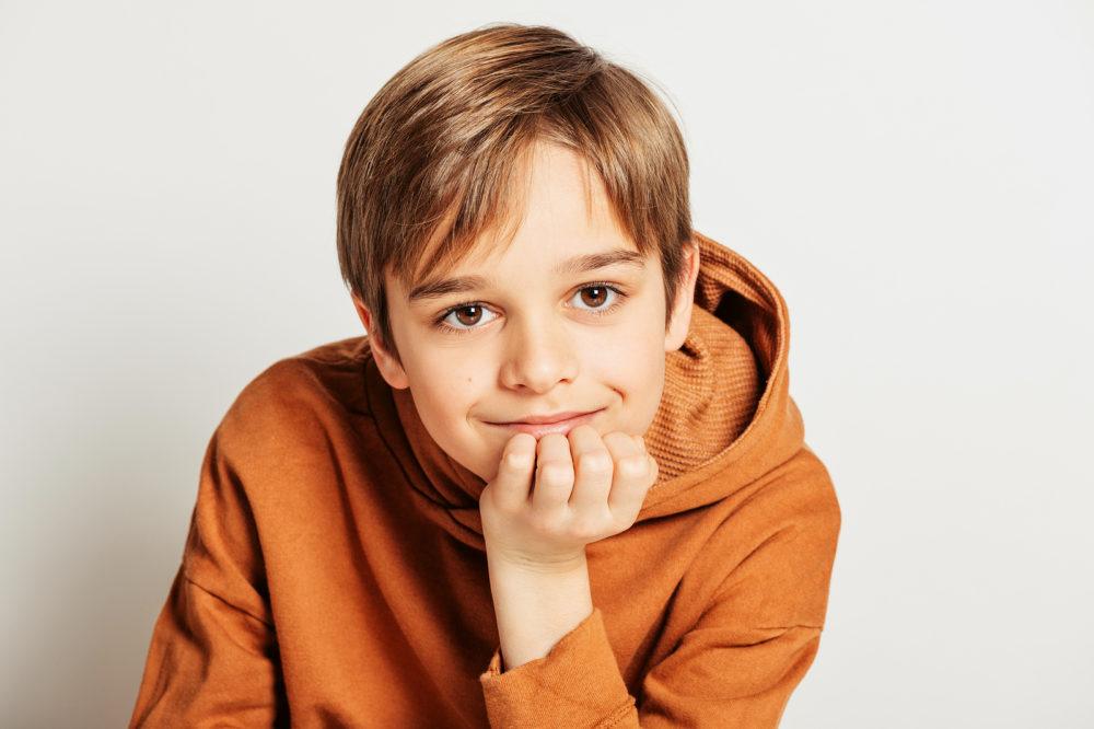 Pubertät mit 11 jungen