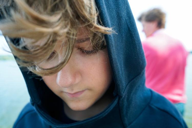 Teenager, Junge in der Pubertät, Copyright: IrynaV, bigstockphoto