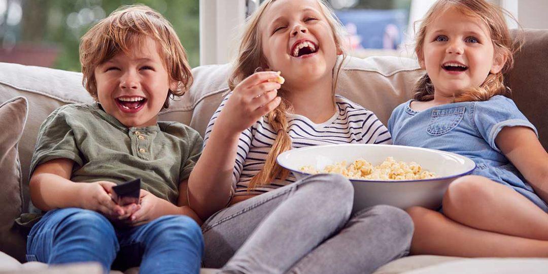 Lustige Kinderfilme