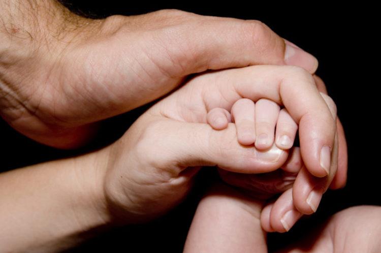 Wir sind jetzt eine Familie und wo bleibt die Zufriedenheit ? Copyright: phildate bigstockphoto