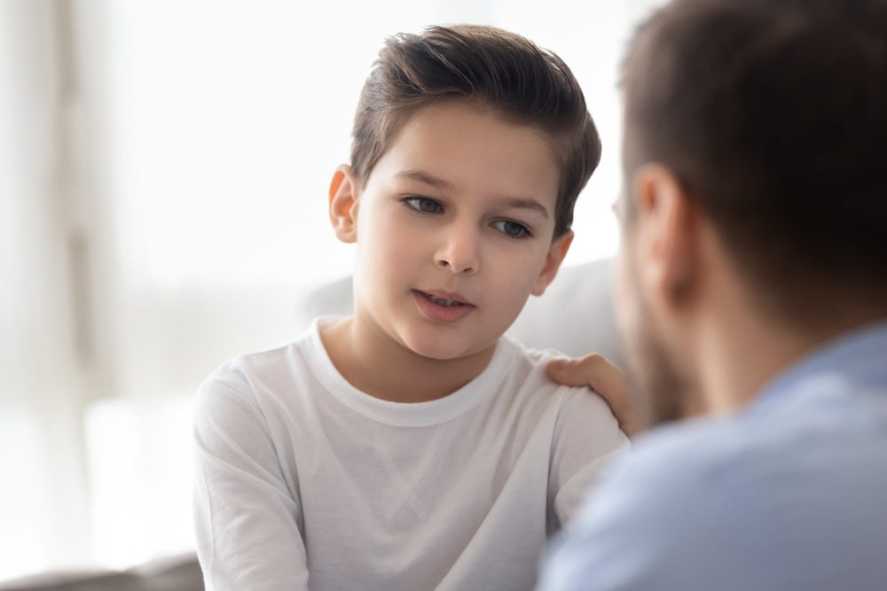Gespaltene Persönlichkeit Bei Kindern