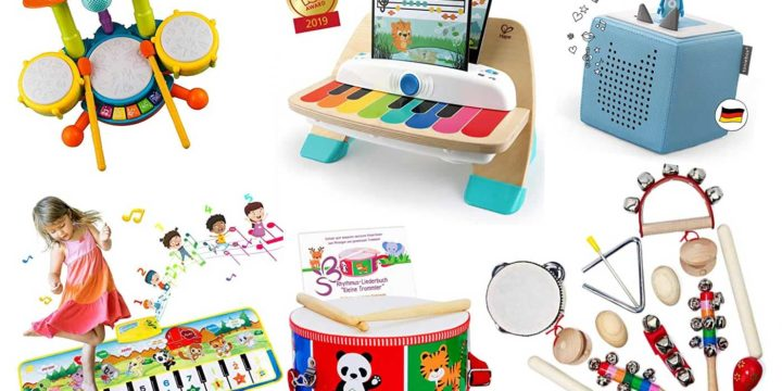 musikspielzeug für kinder
