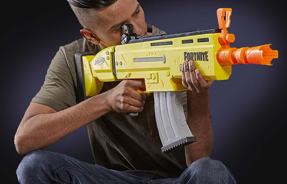 Nerf Fortnite Waffen