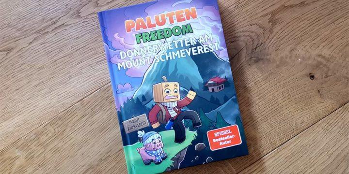 Paluten Minecraft Buch