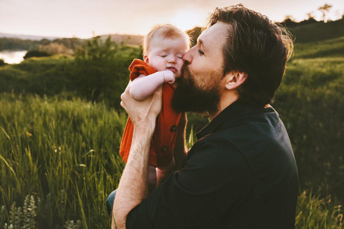 5 Dinge, für die du dich als Vater niemals rechtfertigen musst