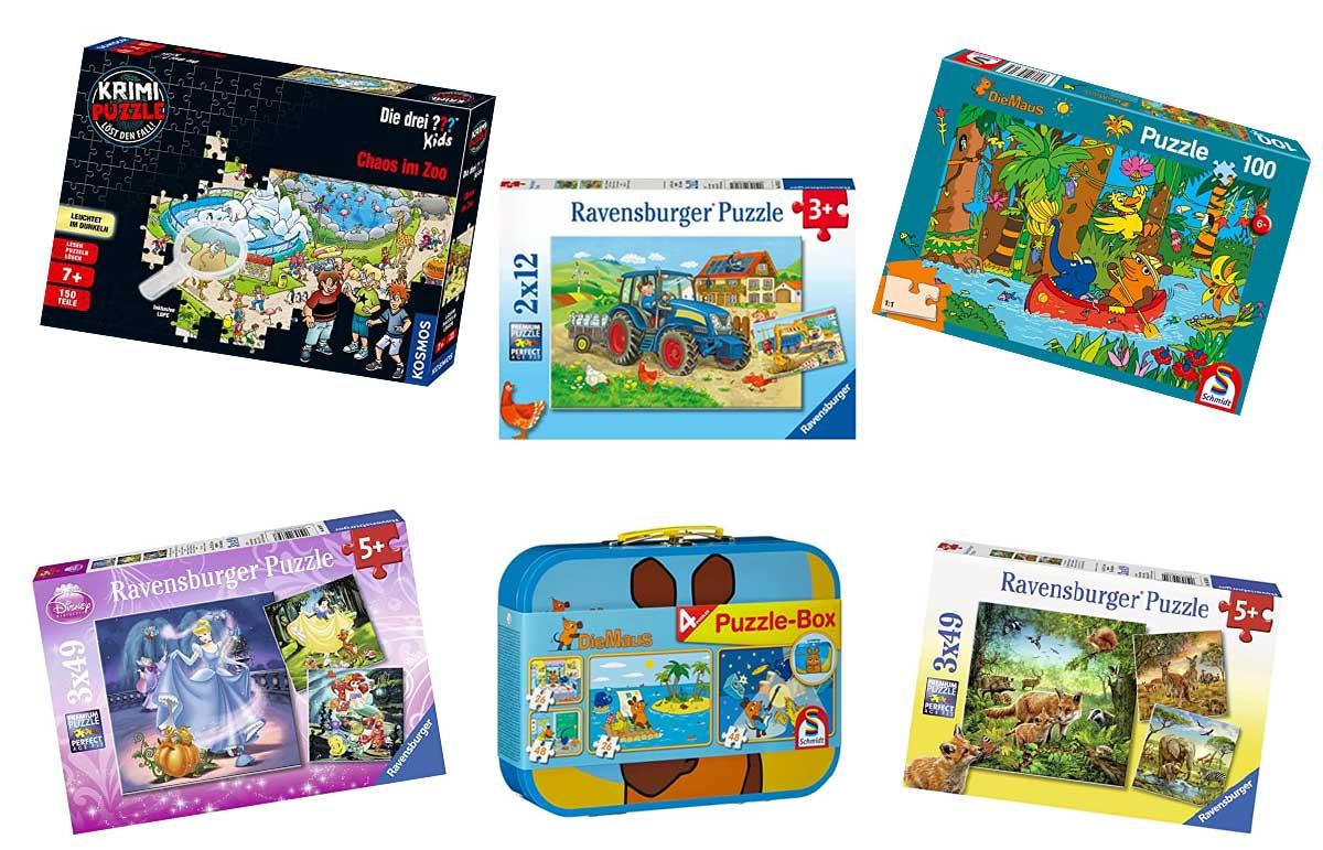 Puzzel für Kinder