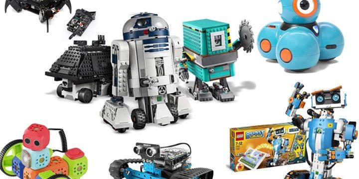 programmierbare Roboter für Kinder