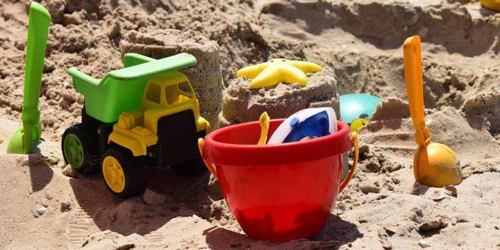 beliebtesten Sandkästen für Kinder