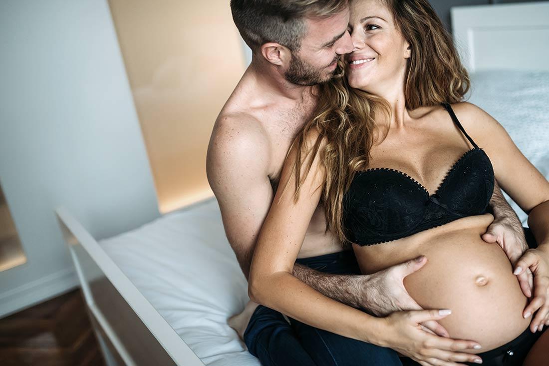 Frauen sex schwangere Schwangere Sex