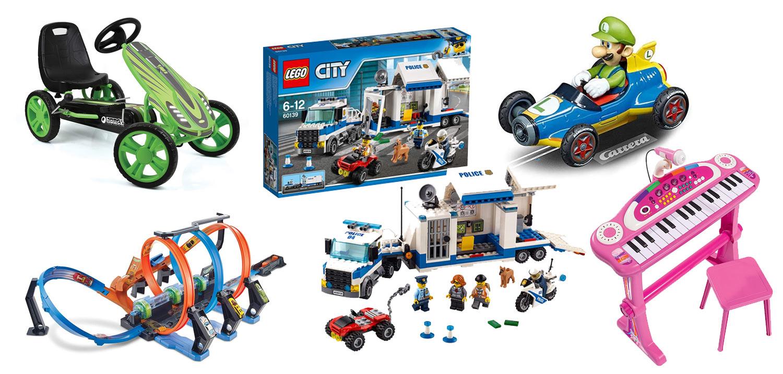 Die 30 beliebtesten Spielzeuge für Jungen und Mädchen ab 6 Jahren