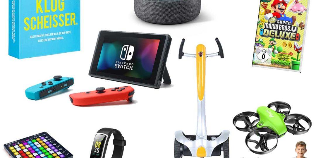 Spielzeug und Geschenke für 12-Jährige