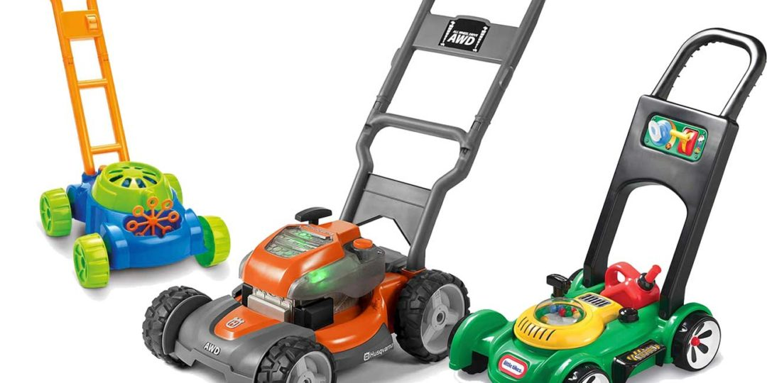 Spielzeug-Rasenmäher für Kinder