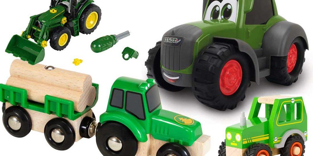 Spielzeug Traktoren für Kinder