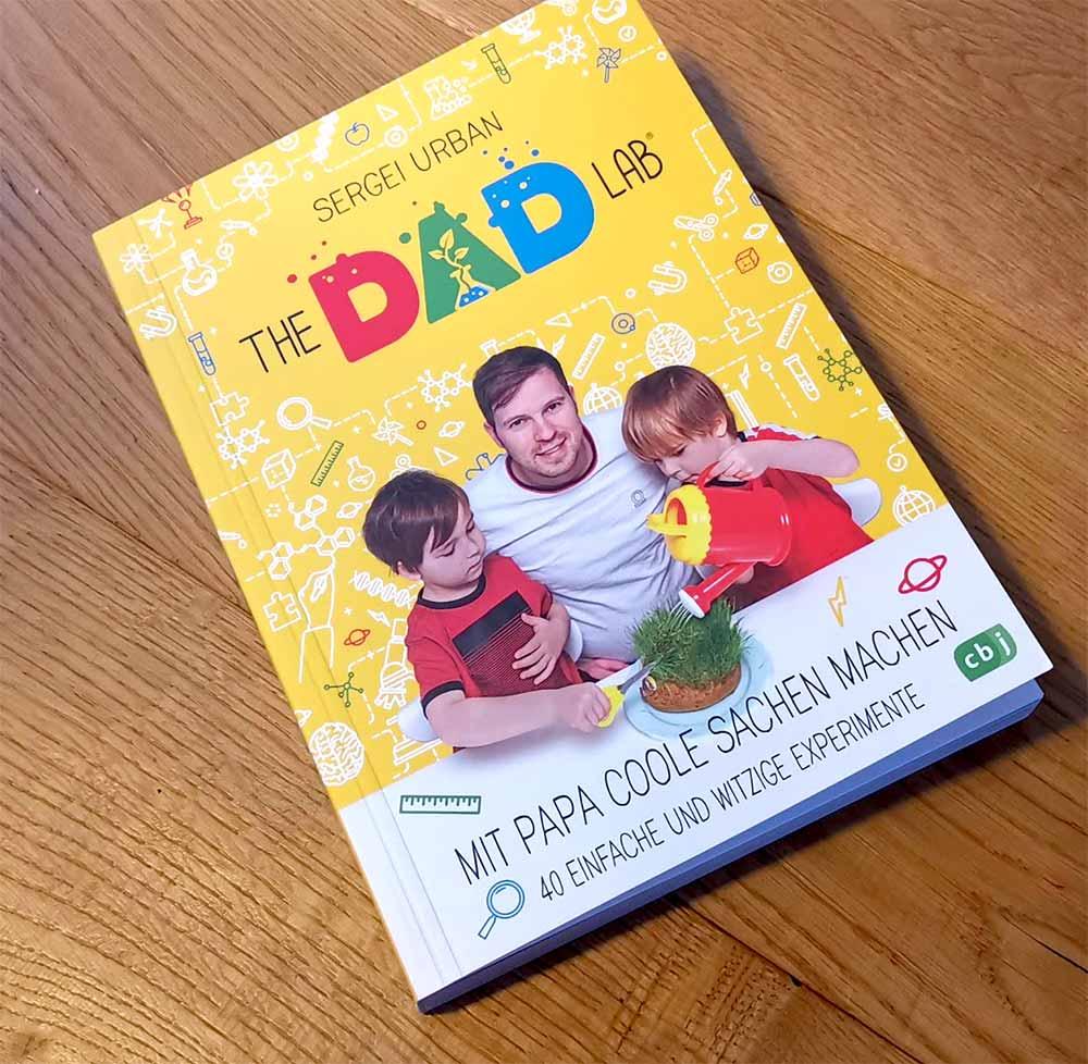 TheDadLab das Buch Vorstellung