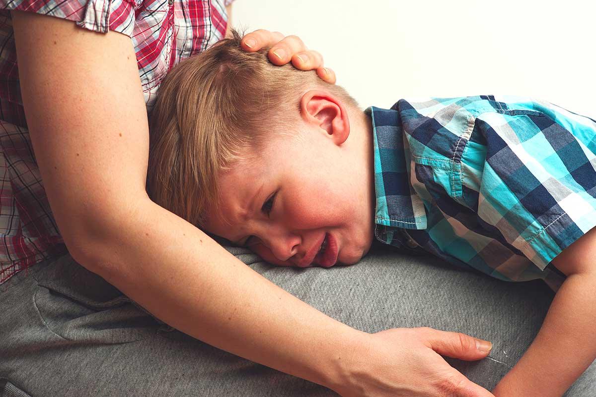 Trauer beim Kind