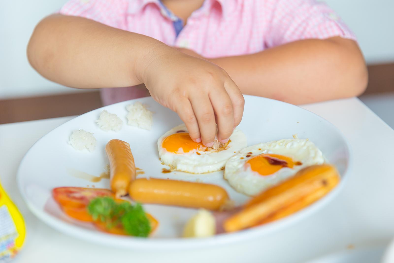 Kinderdiät, um Gewicht zu verlieren