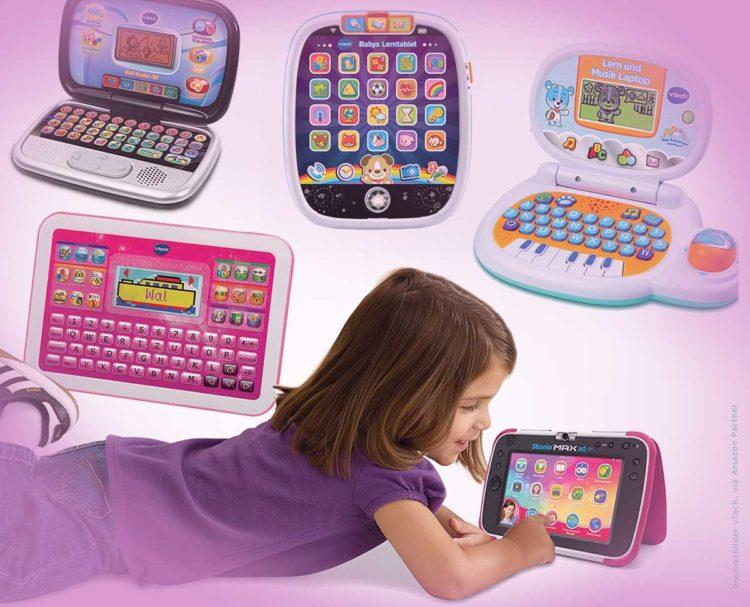 Lernspielzeug, Lerncomputer