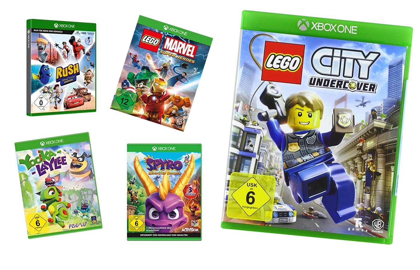 Xbox One Kinderspiele